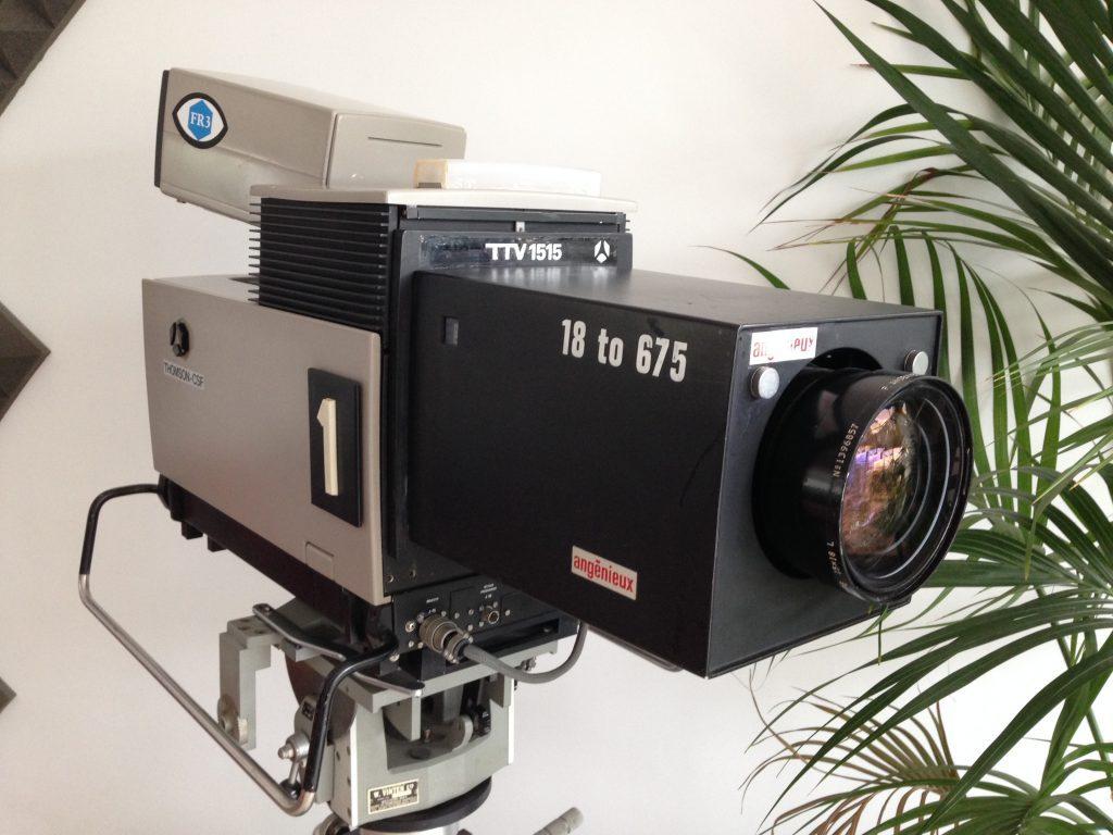 Caméra Thomson- CSF TTV 1515