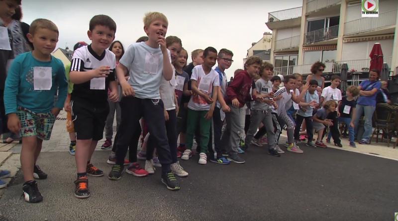 Course de solidarité des ecoles catholiques Quiberon 2016