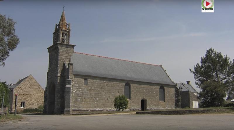 Chapelle Sainte-Barbe Plouharnel Bretagne
