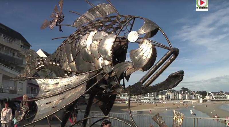 Pesket le gros poisson - TV Quiberon 24/7