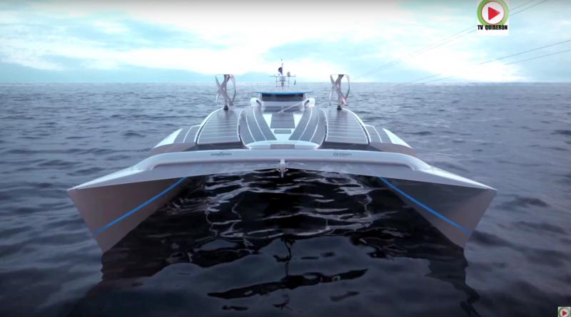 Saint-Malo - Energy Observer naviguera à l'hydrogene - Bretagne Télé