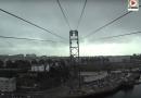 BREST: Balade à bord du Téléphérique