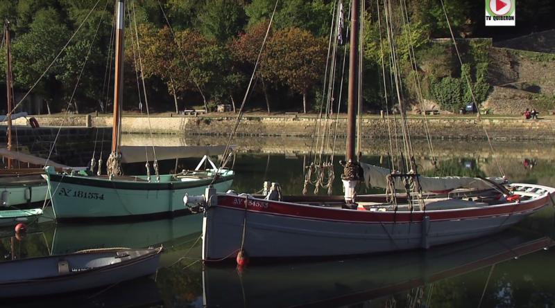 Auray port de Saint-Goustan - Auray TV
