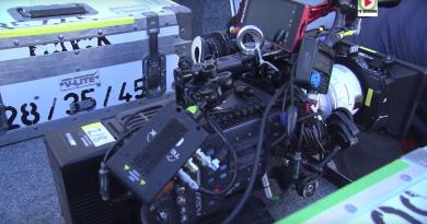 QUIBERON: La vie de Romy Schneider en tournage