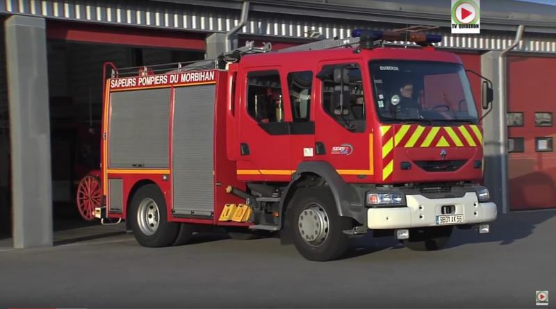 Pompiers de Quiberon