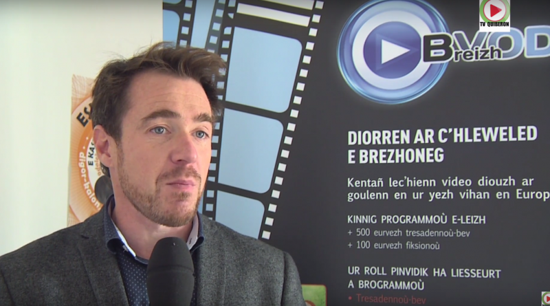 Samuel Julien - rener Dizale - TV Kiberen