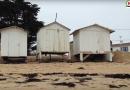 NOIRMOUTIER: La plage de Mardi-Gras en hiver
