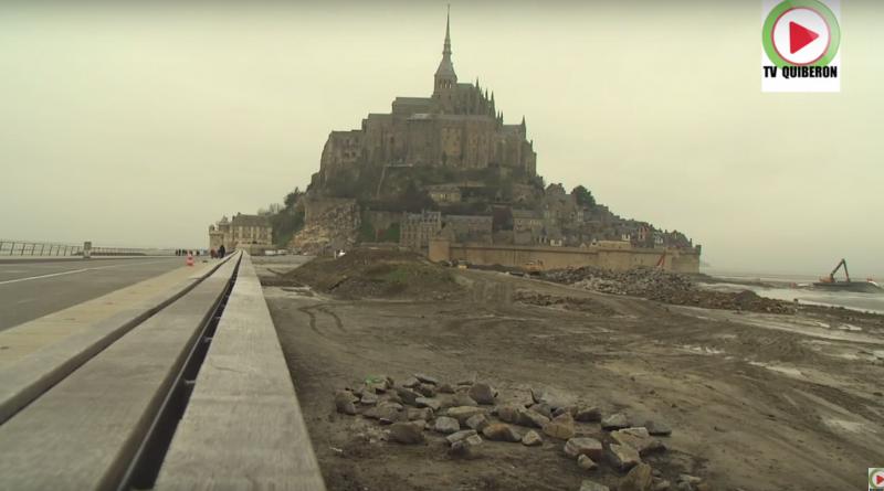 Mont-Saint-Michel: La Merveille en Hiver - #BRETAGNE Télé