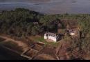 BADEN : La Pointe de Toulvern by HDdrone