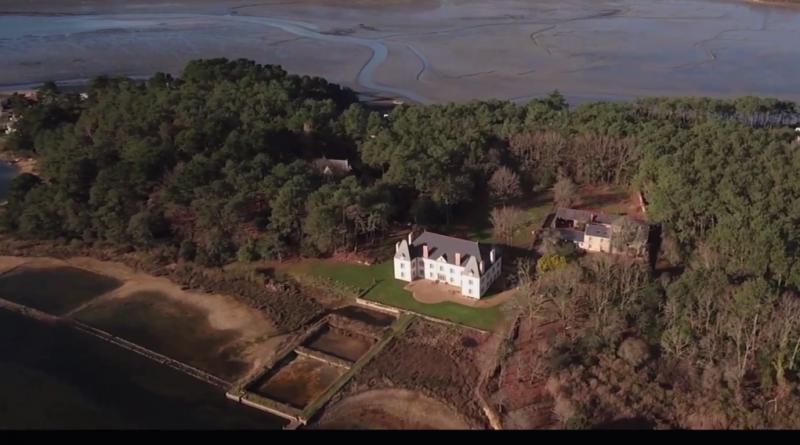 Bretagne Télé: La Pointe de Toulvern by HDdrone