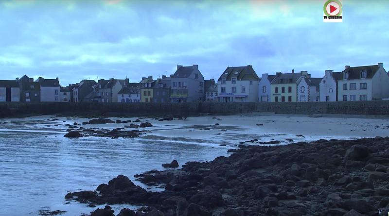 Bretagne Télé: Le beau bourg de l'Ile de Sein