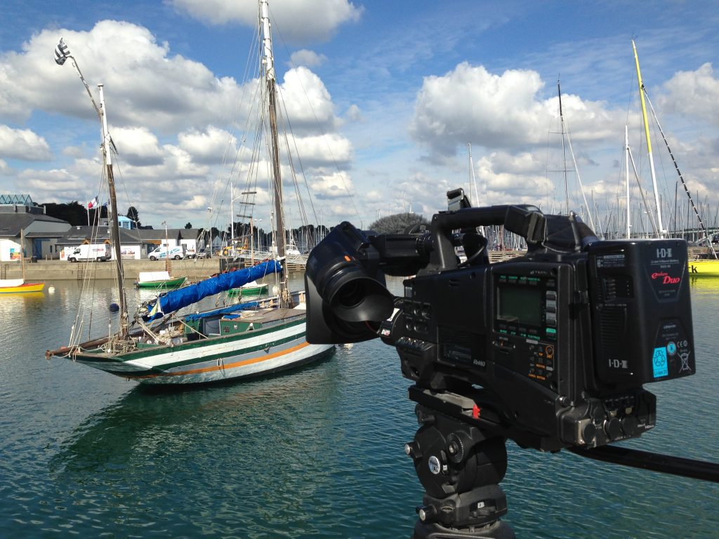 Bretagne Télé - La Trinité sur mer