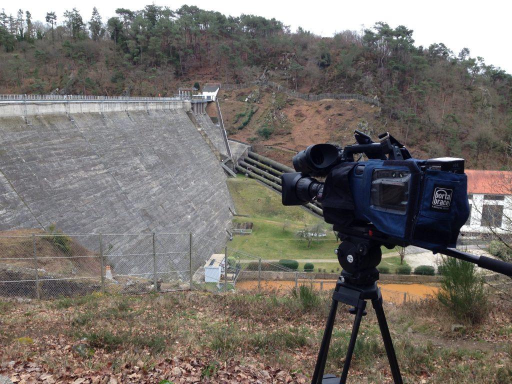 Bretagne Télé - Barrage de Guerlédan
