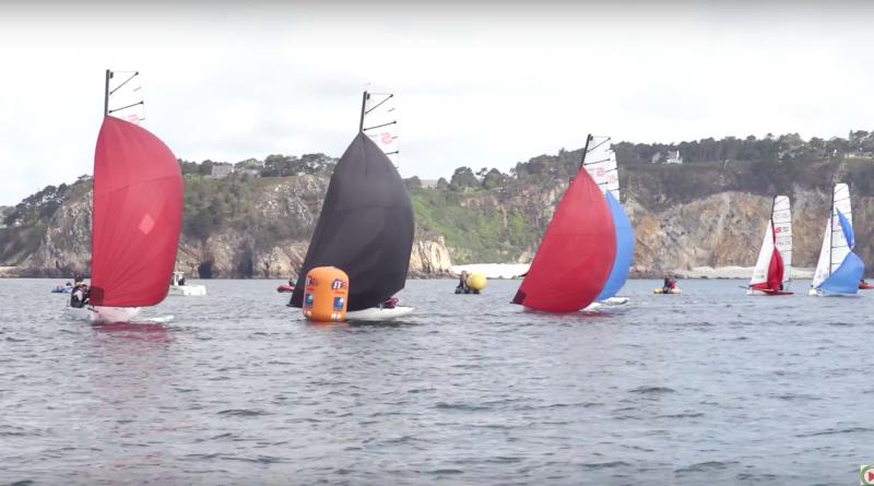 Grand Prix Ecole Navale 2017 - Sailing BRETAGNE Télé