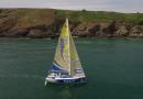 BELLE-ILE-EN-MER: La Solitaire du Figaro enroule l'Ile