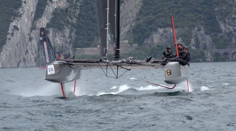 GC32 Riva Cup 2017 Day 2 - Sailing BRETAGNE Télé