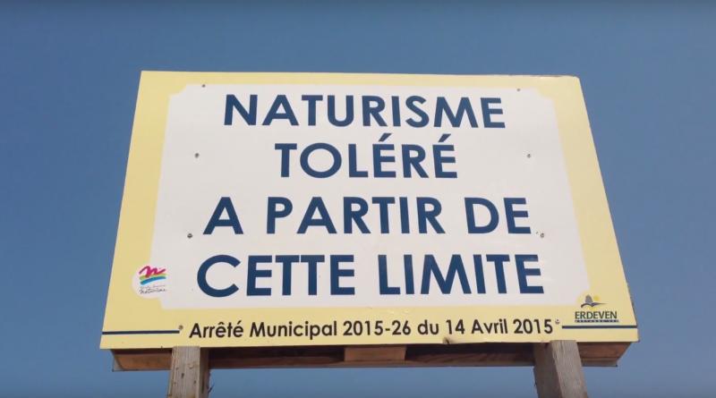 ERDEVEN: Naturisme et Canicule