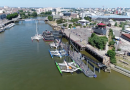 NANTES: The Bridge 2017 Voile et Basket