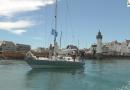QUIBERON: Pen-Duick V part à Lorient