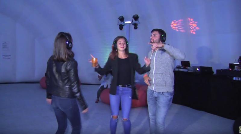 Discotheque Silencieuse 'Le Dome' - TV Quiberon 24/7