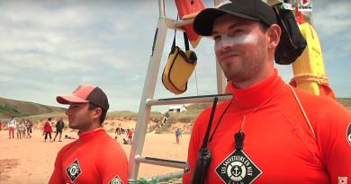 BELLE-ILE-EN-MER: Les Lifeguards SNSM de Donnant
