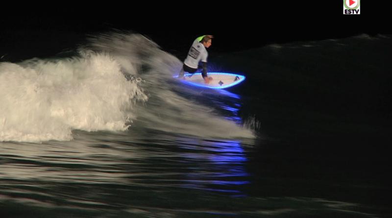 ANGLET: Le Surf de Nuit