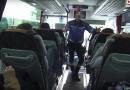 Controle des Cars Scolaires - TV Quiberon 24/7
