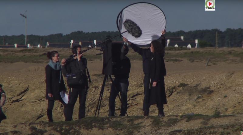 """Tournage """"Les Oceans"""" film de Rémi Forte - TVBI Belle-Ile Télévision"""
