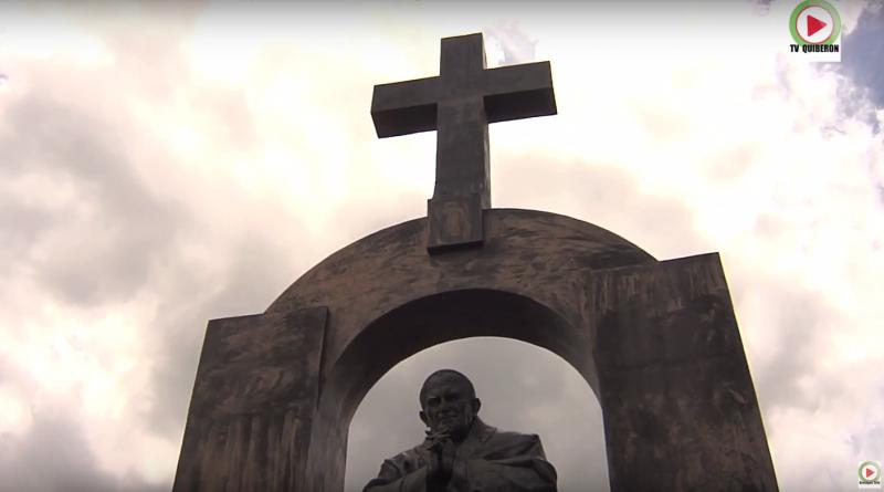 Ploermel: Polemique Croix du Pape Jean-Paul II - Bretagne Télé
