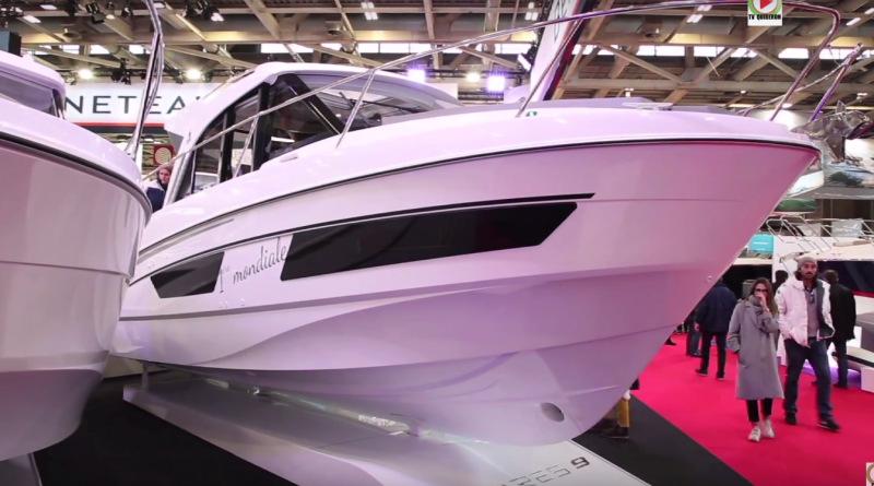 Nautic 2017: Balade au salon - Paris Bretagne Télé