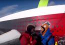 Tour du Monde: Sauvetage Yves Le Blevec - TV Quiberon 24/7