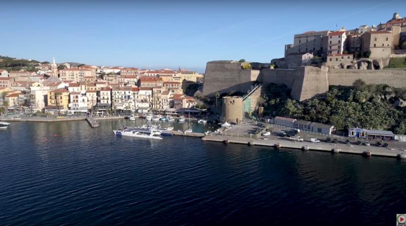 Le Bateau Hydrogene en Corse - Marseille Bretagne Télé