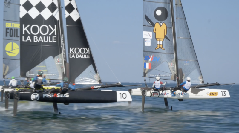 Flying Phantom Series / Bateaux volants - TV Quiberon 24/7