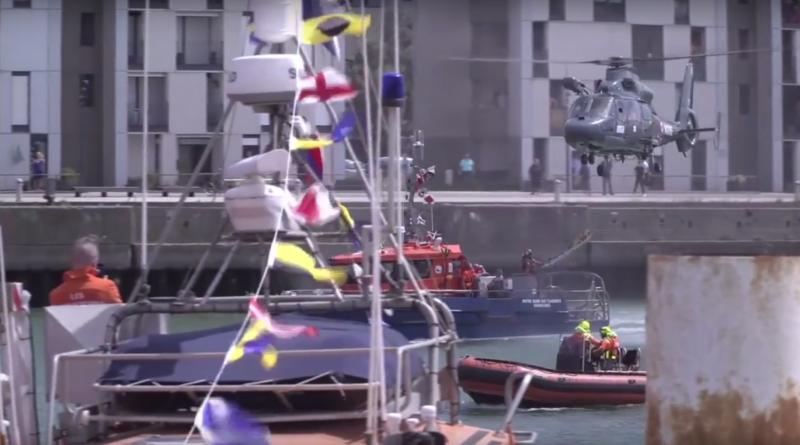 Dunkerque: Le Mille SNSM - Lille Bretagne Télé
