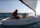 Tom 12 ans traverse la Manche - Cherbourg Bretagne Télé