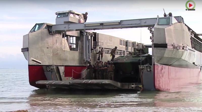 Exercice Militaire Catamaran 2018 - TV Quiberon 24/7