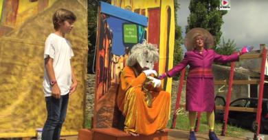 Du Theatre et des Livres - TVBI Belle-Ile Télévision