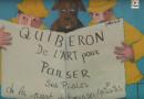 De l'Art pour masquer l'Explosion - TV Quiberon 24/7
