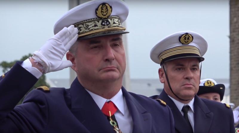 Brest: Un Nouveau Prefet Maritime - Bretagne Télé