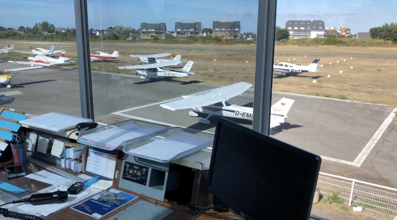Aérodrome Journées du Patrimoine - TV Quiberon 24/7