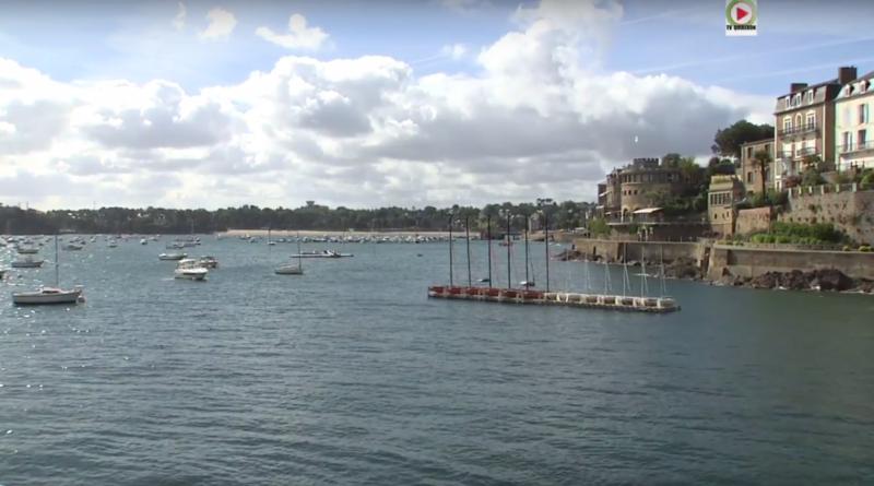 Dinard: La Baie du Prieuré - Bretagne Télé
