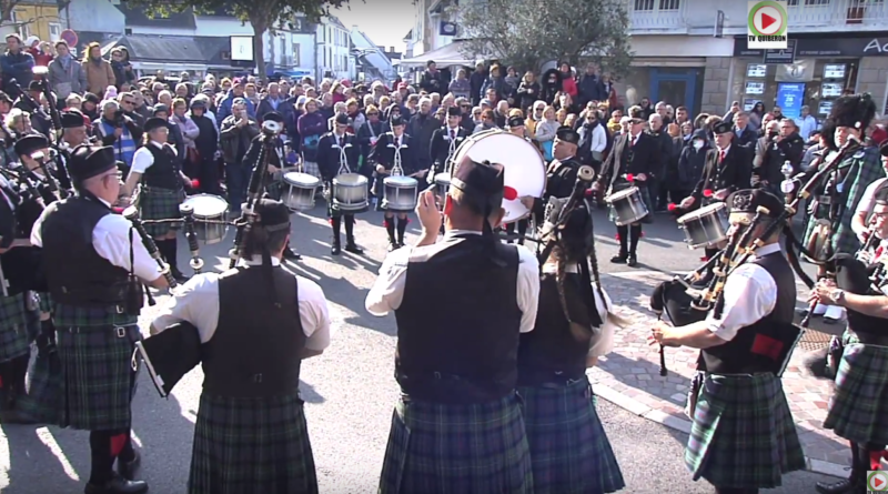 Presqu'ile Breizh: Pipe Band Saint-Brieuc - TV Quiberon 24/7