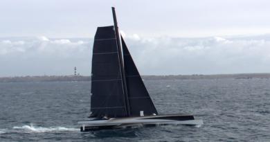 Spindrift 2 s'attaque au Jules Verne - Bretagne Télé