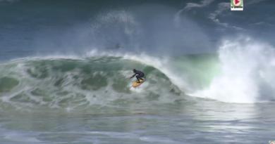 Surf: La Cote Sauvage en Feu - TV Quiberon 24/7