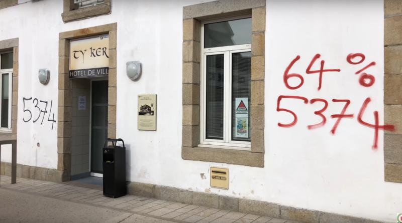 Acte de Vandalisme - TV Quiberon 24/7