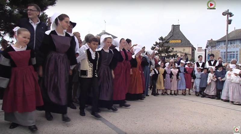 Jeunes Danseurs Bretons Festival - TV Quiberon 24/7