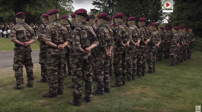 Forces Speciales SAS Plumelec - TV Quiberon 24/7