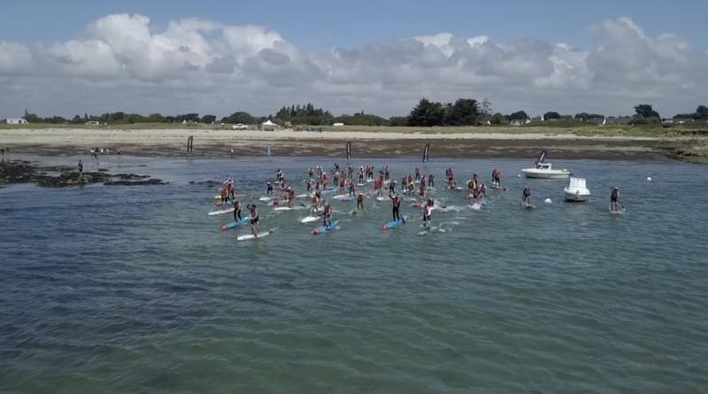 SNSM Morbihan Paddle Trophy - Vannes Télé