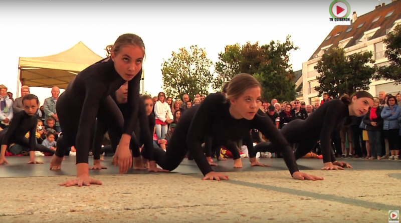 Danse Compagnie Isabelle Payet - TV Quiberon 24/7