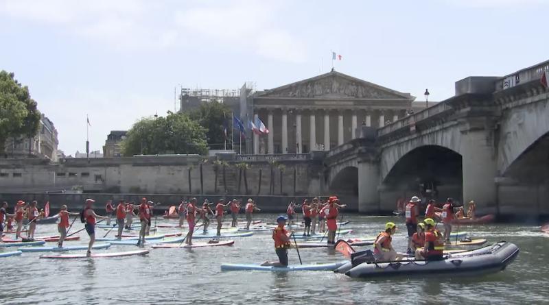 Paris: Mille SNSM Paddle Trophy - Bretagne Télé